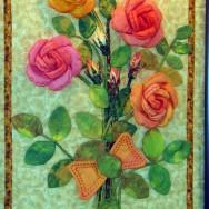 ROse Garden by P Azadi