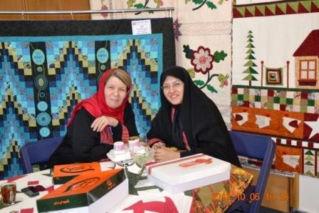 Michelle Gilder & Maryam Tabatabaie