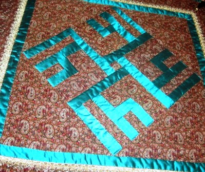 Calligraphy Quilts