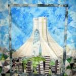 Michelle Gilder Azadi Tower 2007