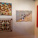 Cultural Crossroads stand at Festival of Quilts