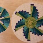 Spiral Bargello by M Rohani