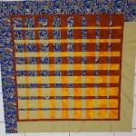 Convergence Quilt by  F Safdari