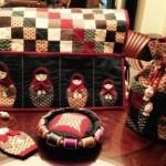 Matrushka Sewing Set by T Naimipour