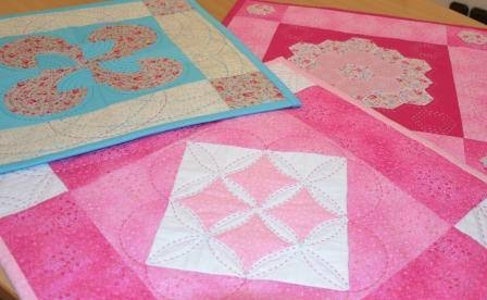 Hand Patchwork & Quilting  by N Rahmani