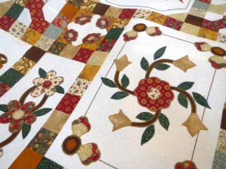 Advanced Applique by F Zoghi