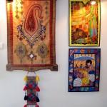 Work by P Azadi Exhibition 2008