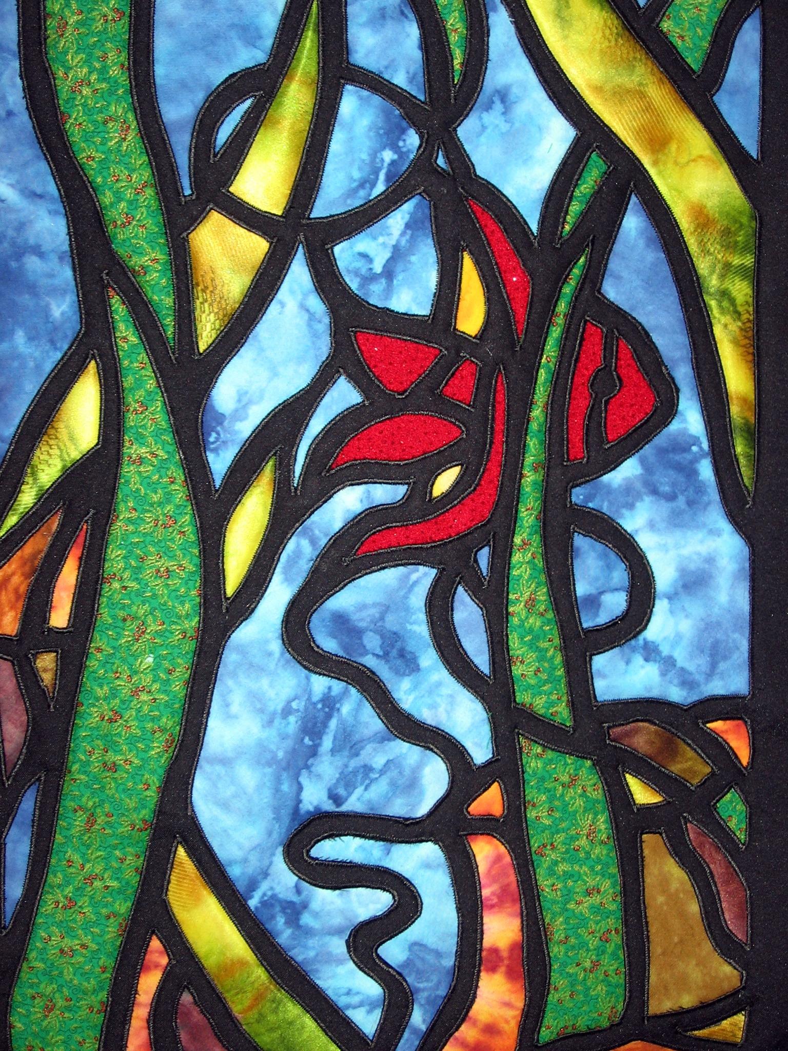 Vitrail by A Jamshidi 2008