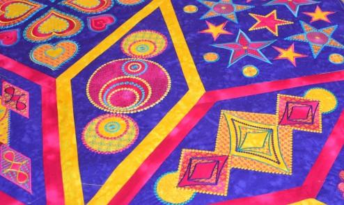 Advanced Machine Embroidery Classes