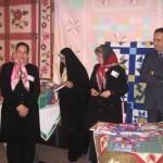 Exhibition 2008 -Prize Giving - Mansoureh Nouri