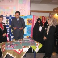 Exhibition 2008 -Prize Giving - A Mirsadeghi