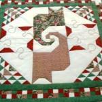 Mysetery Quilt Challenge by Michelle Gilder
