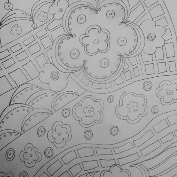 Doodling & Design by M Hesaraki