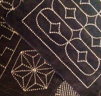 Sashiko classes @ Patchiran