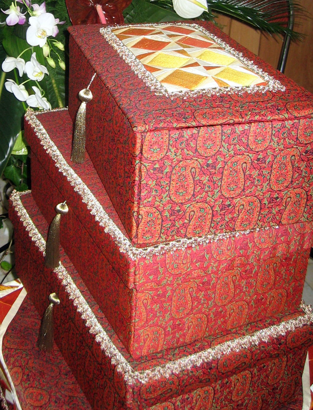 Traditional Box Making