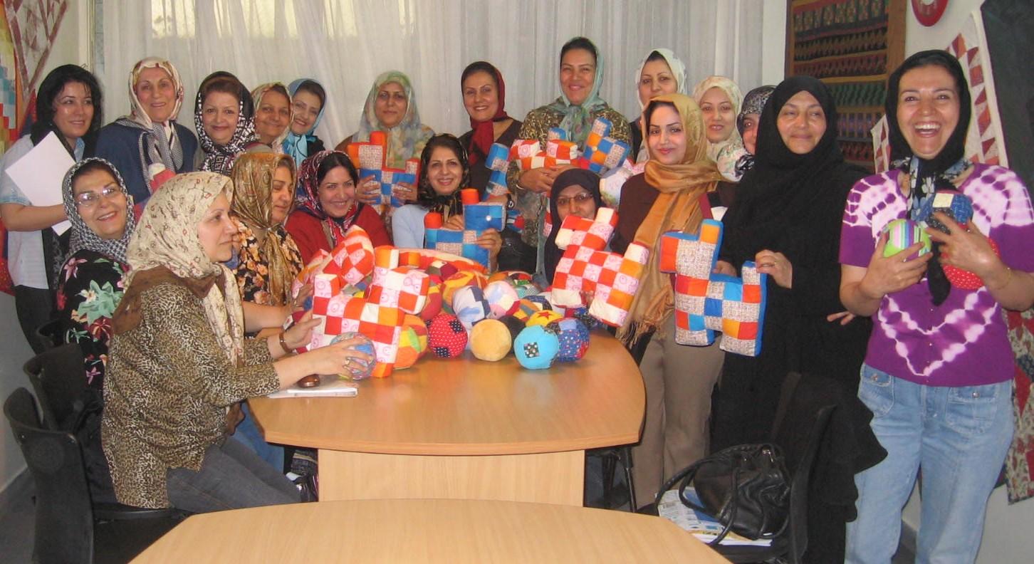 Patchiran members 2007