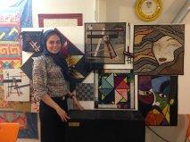 Work  by Zeinab Heydari