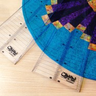Bargello Spiral Rulers @ Patchiran