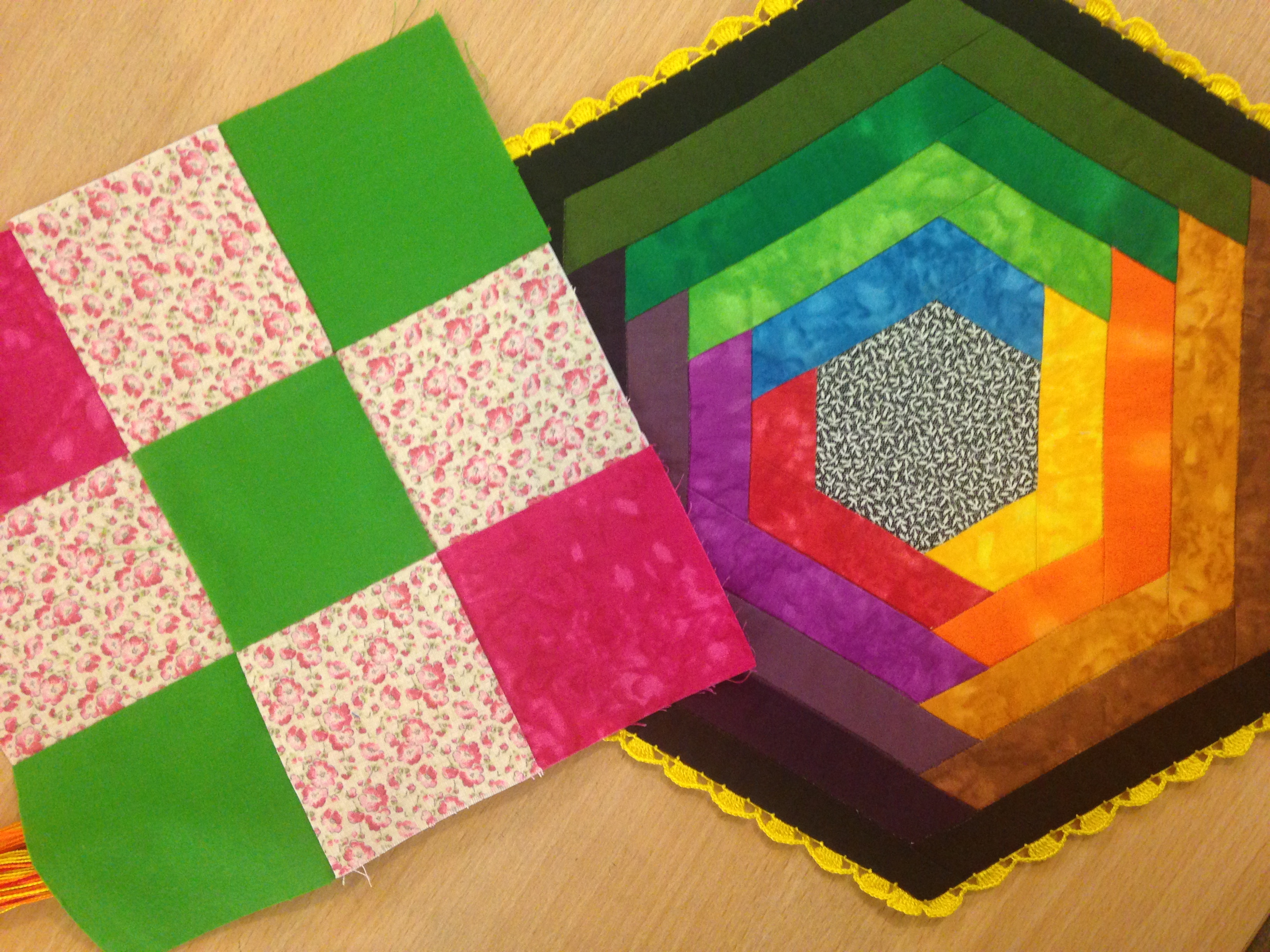 Patchwork Theory