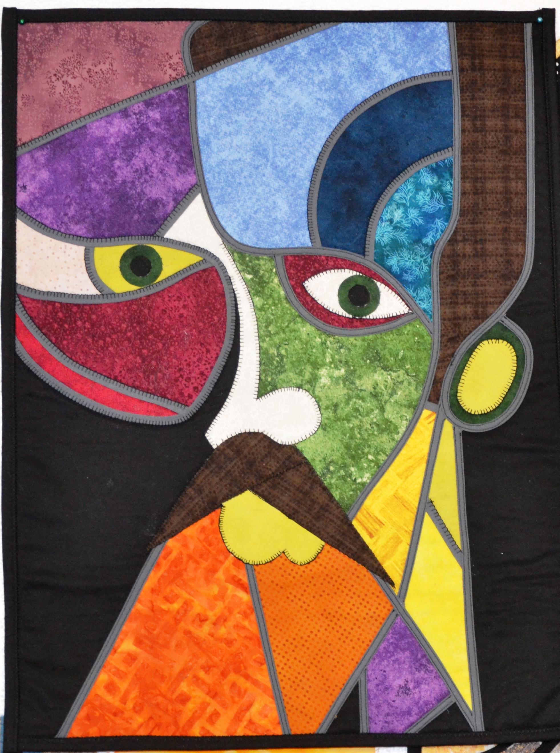 Portrait - Malevich Colour Studies