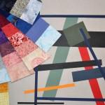 Colour Studies - Line and Texture
