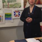 Maryam Rahimi : Presentation